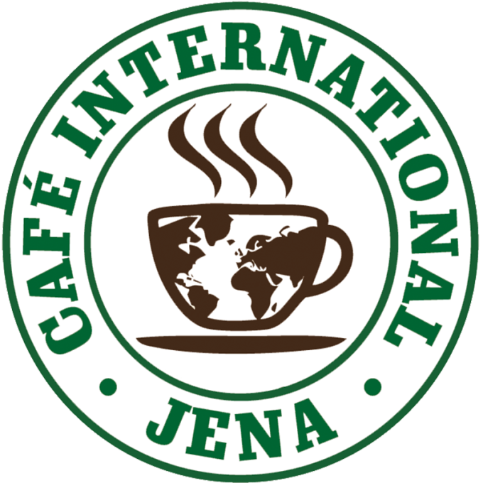 Logo des Café international