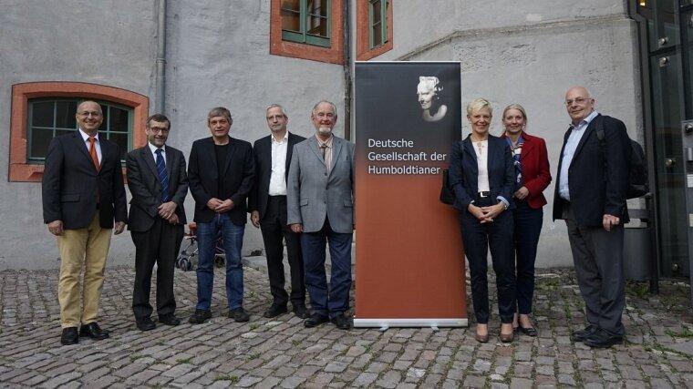 Jenaer Regionalgruppe der Deutschen Gesellschaft der Humboldtianer e.V.