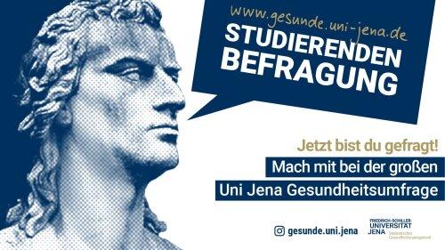 Gesunde Uni Jena – Studierendenbefragung
