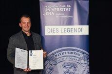 Lehrpreisträger Dr. Stefan Fedtke