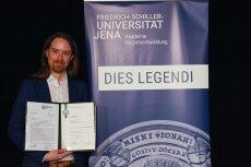 Lehrpreisträger Jun.-Prof. Dr. David Löwenstein